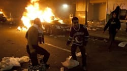 The Stanley Cup Riot's First Guilty