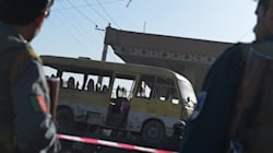 Kabul Bomber Kills Guards On Way To Work At Canadian