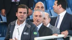 Esporte mais praticado pelo governo Temer: Calamidade do Rio à