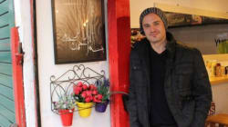 Este refugiado deixou a guerra na Síria e agora chefia restaurante em