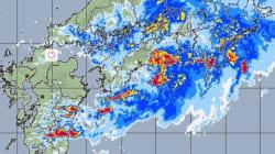熊本・宮崎で記録的大雨、4人死亡 土砂災害で生き埋めも(UPDATE)
