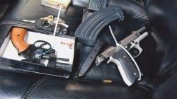 Procès Bain : d'autres armes chargées dans sa