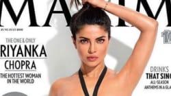 La rivista Maxim esagera con Photoshop. La modella è irreale: