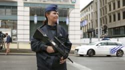 Un homme et sa ceinture factice mettent Bruxelles en alerte