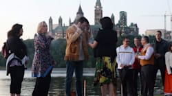 Trudeau Joins Sacred Ritual For National Aboriginal