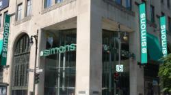 Simons ouvre son premier magasin à Ottawa au Centre