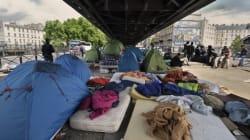 On sait où sera installé le camp humanitaire pour migrants à