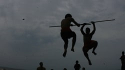 WATCH: This Sari-Clad 76-Year-Old Kalaripayattu Teacher Can Kick Any Ninja's