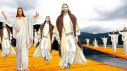 Gesù Cristi d'Italia, accorrete. L'evento Facebook per camminare sulle acque del lago di