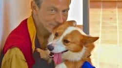 Michel Houellebecq a fait de son chien la star de son