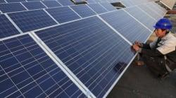 Oil Corporation Enters Solar