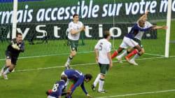 L'Irlande face à la France en 1/8e, sept ans après la main de