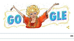 P*TA QUE PARIU, P#RRA! Google faz uma linda homenagem a Dercy