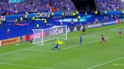 Islandia hace historia en la Eurocopa... y su locutor se vuelve loquísimo