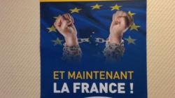 Le Front national exulte, Marine Le Pen exige un référendum