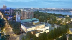 Pavillon Pierre Lassonde : Québec accède aux grandes