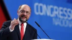 Schulz dice addio al Parlamento Europeo.