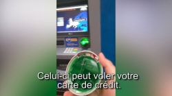 Ce youtuber vous montre comment débusquer un distributeur de billets