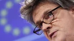 Brexit: le commissaire européen britannique annonce sa