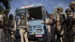 Eight CRPF Personnel, Two Terrorists Killed In Jammu & Kashmir