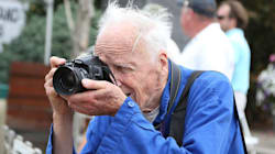 Legendary Street Style Photog Bill Cunningham Has