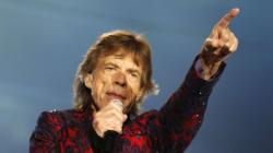 Mick Jagger, bientôt papa pour la huitième