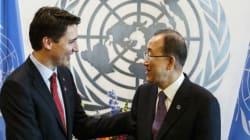 Ottawa songe à participer à une mission de l'ONU en