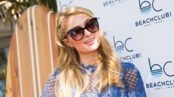 Paris Hilton débarque au