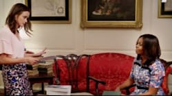 Quand Rory Gilmore rencontre Michelle Obama