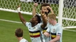 Et 1, et 2, et 3, et 4 - 0... La Belgique écrase la