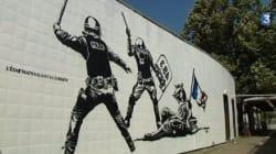 L'auteur de la fresque polémique de Grenoble justifie son