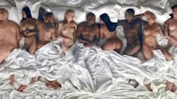 La orgía de Kanye West con Kim Kardashian, Taylor Swift y Donald