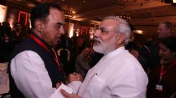 Rajan Is No Less Patriotic, Says Modi In Snub To