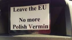 Des Britanniques témoignent d'incidents xénophobes après le