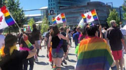 Surrey Shows Its Pride At 1st-Ever