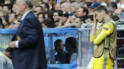 El sufrimiento de Casillas: así vio el partido desde el