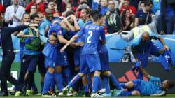 Suivez Italie-Espagne en huitième de finale de