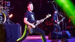 Sept arrêts au pays cet été pour Blink-182, dont Montréal et