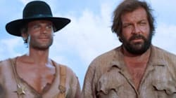 L'acteur italien de western spaghetti Bud Spencer est