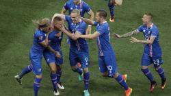 Revoyez les buts de l'incroyable match de l'Islande face à