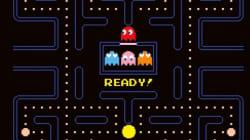 Ils recréent Pac-Man avec des organismes vivants!