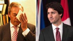 Brexit : Trudeau n'aurait pas dû s'en mêler, critique