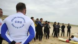 Les CRS qui surveilleront les plages cet été vont pouvoir être