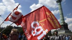 La 11e manifestation anti-loi Travail sous haute