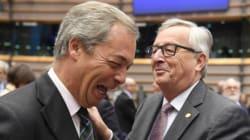 Après le Brexit, le député europhobe Nigel Farage savoure sa
