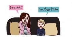 Voici ce qu'il se passe quand votre enfant reste avec la