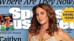 Caitlyn Jenner en doré à la Une du Sports