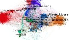 Análisis de la interacción en Twitter: comunidades del
