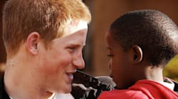 Prince Harry Reunites With A Friend He Met 12 Years