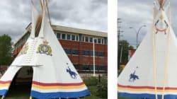 Alberta RCMP Politely Ask For Return Of Their Stolen